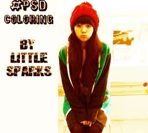 PSD#1 By LittleSparks Browndark